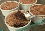 Chef's Special Baked Chocolate Squash Custard