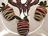 Betty's Chocolate Dipped Strawberries--for Valentine's Day!