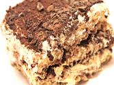 Chocolate Coffee Tiramisu - Homemade