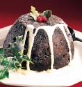 Cherry And Nutmeg Christmas Pudding