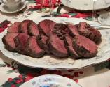 Christmas Beef Tenderloin