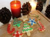 How To Make Christmas Cookie Decorations