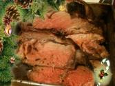 Christmas Eve 2010 Prime Rib