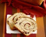 Christmas Raisin Bread