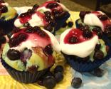 Cinnamon-blueberry Sauce