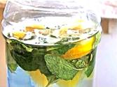 Citrus Mint Bottled Water