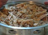 Classic Bbq Pulled Turkey