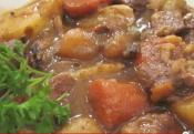 Beef &amp; Guinness Stew