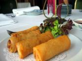 Classic Chinese Spring Rolls