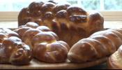 Classic Egg Challah -  Part 1 : Making The Dough