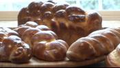 Classic Egg Challah -  Part 1 : Making The Dough
