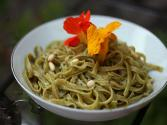 Classic Pesto With Linguine