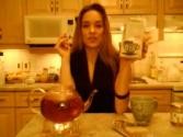 """what I Say About"" Clipper Organic Detox Infusion Tea"