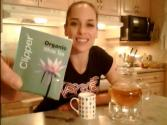Clipper Organic White Tea: What I Say About Food