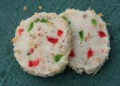 Coconut Gumdrop Cookies