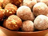 Coffee Party Nut Balls