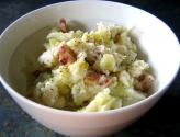 Colcannon Cabbage With Potatoes