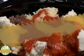 Beef And Cheese Lasagna