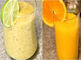 Summer Smoothies - Easy