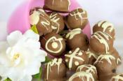 Chocolate And Cream Cheese Truffles