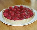 Cool Strawberry Pie