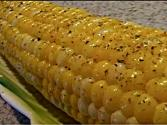 Corn Boiled And Buttered