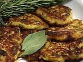 Herb And Feta Corn Fritters