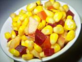 Corn Beet And Tomato Salad