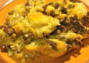 Baked Cornbread Casserole 