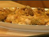 "Cornflake Chicken On ""simply Delicious Living With Maryann"""