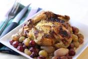 Lime Glazed Cornish Hen