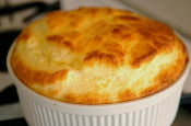 Corn Meal Souffle