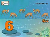 Elementary Math For Kids - Counting Till 10