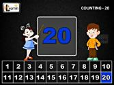 Counting 1 To 20 - Numbers For Kids - Elementary Kindergarten
