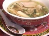 Easy Chinese Crabmeat Soup