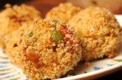 Crunchy Crab Balls