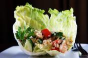 Chicken Tabouli Salad