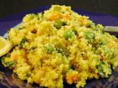 Cracked Wheat Upma - Healthy Breakfast