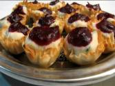 Cranberry Crabmeat Appetizers