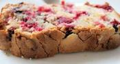 Cranberry-cheese Bread