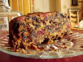 Cranberry-fruit Loaf