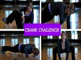 Crank It Up: Quick Fitness Challenge
