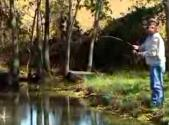 How To Do Crappie Fishing In A Farm Pond
