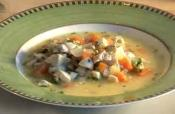 Chicken Breasts In Tarragon Cream