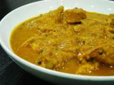Creamy Chicken And Almond Curry