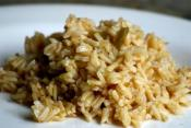 Creamy Green Rice