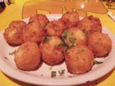 Crispy Cheese Balls