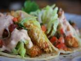 Crispy Fish Tacos With Chipotle Aioli (cooking With Carolyn)