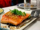 Quick Crispy Salmon