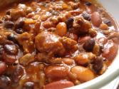 Crock Pot Sausage And Chicken Cassoulet